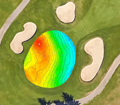The Golf Course of The Future Today